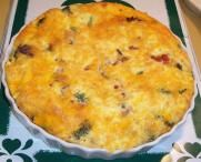 Healthy Living, Low Carb, yummy quiche!!! :)