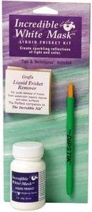 Grafix liquid Frisket for masking
