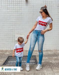Trendy Mom And Baby Photography Matching Outfits Ideas Mother Son Matching Outfits, Mom And Son Outfits, Little Boy Outfits, Baby Boy Outfits, Kids Outfits, Baby Boy Fashion, Kids Fashion, Mommy And Son, Mom Son