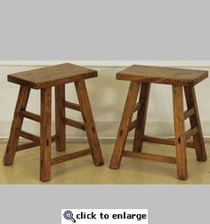 Altar stool bench oriental asian
