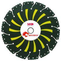 MK Diamond 163930 MK-304RCK Tiger Tooth 12-Inch Premium Demolition Blade