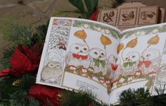 The Twelve Days of Christmas by Jan Brett Jan Brett, Twelve Days Of Christmas, Catholic, Roman Catholic