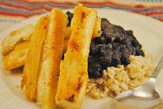 My all time favorite meal! Brazilian food is the best:)  Need to make this for our Brazilian daughter, she loves it