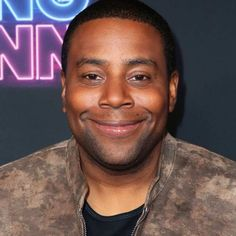 In a new interview with the Washington Post, longtime 'Saturday Night Live' cast member Kenan Thompson said he wants to stay at the show forever. Best Of Snl, Snl Cast Members, Kenan Thompson, Nbc Series, Leslie Jones, Terry Crews, Saturday Night Live, Popular Culture, Make You Smile