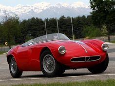 Alfa Romeo 2000 Sportiva   Virage8