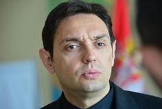 Ministar za rad, zapošljavanje, boračka i socijalna pitanja Aleksandar Vulin…