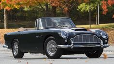 Feast your eyes on the most expensive production Aston Martin DB5 ever sold at auction, bringing in $2.14 million at Bonhams' sale in Paris.