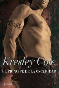 Kresley Cole, El Príncipe de la Oscuridad http://www.vibraciones.net/