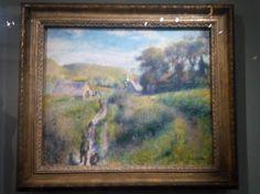 Auguste Renoir - Cueillette des moules