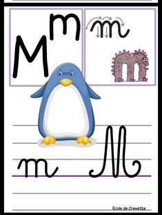 Alphabet Images, Disney Characters, Fictional Characters, Deco, Alphabet, Preschool Writing, Reading Activities, Decor, Deko