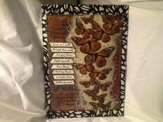 Handcrafted Plaque by EnchantedGiftss on Etsy