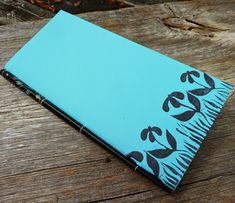My Handbound Books - Bookbinding Blog: Book #7