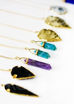 chains on chains! by kei jewelry