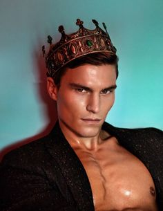 Oliver Cheshire by Neil O'Keeffe for D'SCENE #01