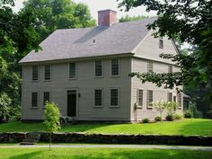 AN AMERICAN COLONIAL.