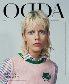 ODDA N. 20 Fashion Magazine + more... Milano Fashion Week, International Fashion, Fashion Editor, Creative Director, Celine, Spring Summer, Stylists, Actors, Fashion Magazines
