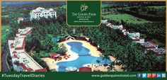 Perfect blend of modern luxuries and old world colonial charm, reflecting the regal graciousness of the colonial era.  Visit now at www.goldenpalmshotel.com for more details.  #TuesdayTravelDiaries