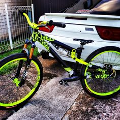 Bike Jumping Gears NS Bikes Soda Fox
