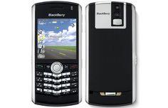 BlackBerry Pearl,año2006, era incomodo para escribir, no me gustó...