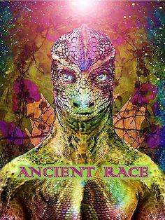 Ancient Reptilian Race