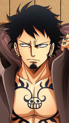 Trafalgar D. Water Law One piece