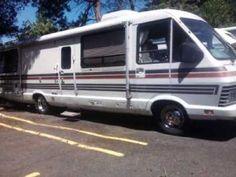 Used RV For Sale In Salem Oregon 1987 Itasca Windcruiser