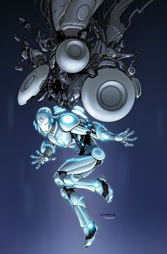 Marvel's revealed plans for Superior Iron Man with Tony Stark returning to his playboy, narcissistic ways. Written by Tom Taylor with Yildiray Cinar as writer, Superior Iron Man arrives this November. Marvel Comics, Heros Comics, Marvel Comic Books, Marvel Characters, Marvel Heroes, Iron Men, Iron Man Suit, Iron Man Armor, Man Character