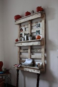 pallets in decor