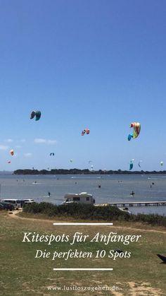 04.10.2019 - Bist du auf der Suche nach Kitespots für Anfänger? Willst endlich dein Können verbessern und durchstarten? Ich habe geniale Anfängerspots im Gepäck!