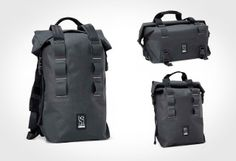 Knurled Welded Rolltop Bags