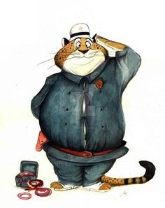 Zootopia Benjamin Clawhauser by FairytalesArtist.deviantart.com on @DeviantArt #zootopia #zootopie #Zootopiastyle #zootopiafurry #zootopia_disney #zootropolis #zootopia_fanart #benjaminclawhauser #zootopiaclawhauser #benjamin_clawhauser