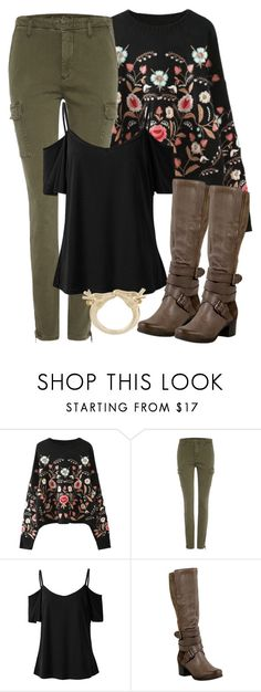 """Malia Inspired Outfit - Teen Wolf"" by clawsandclothes ❤ liked on Polyvore featuring Calvin Klein, Miz Mooz and Salvatore Ferragamo"