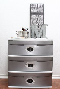 Plastic drawers are a true blessing when it comes to organizing and storing many things but the only drawback there is – it's not quite a good sight to look at. It tends to look incredibly cheap while trying to blend into our home decor. But the good news is that there's a number of …