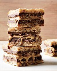 nutella and hazelnut ice cream sandwiches