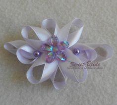 Květinová spona Sweet Bride 06