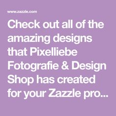 Check out all of the amazing designs that Pixelliebe Fotografie & Design Shop has created for your Zazzle products. Make one-of-a-kind gifts with these designs! Birthday Cards For Niece, Christian Clothing, Sparklers, Wall Tapestry, Great Gifts, Design Shop, Create, Amazing, Collections