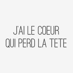 Quotes about Missing : QUOTATION - Image : Quotes Of the day - Description boomboom in my heart my love. The Words, Cool Words, Motivacional Quotes, Words Quotes, Sayings, French Words, French Quotes, Missing Quotes, Beautiful Words