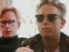 "Depeche Mode, interview about ""101"", 1989"
