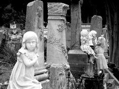 Cimitero di Bonaria, Cagliari, Italy