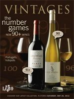 Nice! -> May 26 LCBO VINTAGES Wine Picks: 90+ Wines and Portugal