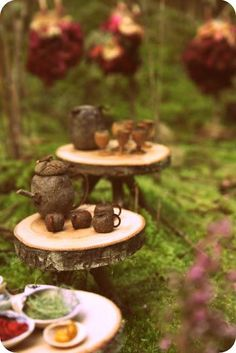 a perfect place to have tea with the Fae
