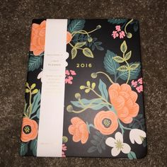 2016 planner 2016 planner Rifle paper co Other