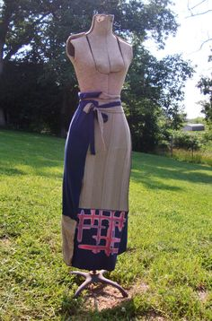 T Shirt Wrap Skirt  or Sundress by Rebirth by RebirthRecycling, $65.00