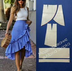 Skirt Patterns Sewing Clothing Patterns Diy Fashion Diy Clothes Pattern Drafting Pattern Making Sewing Projects Knit Crochet Stitch Fashion Sewing, Diy Fashion, Fashion Dresses, Skirt Patterns Sewing, Clothing Patterns, Sewing Clothes, Diy Clothes, Costura Fashion, Mode Outfits