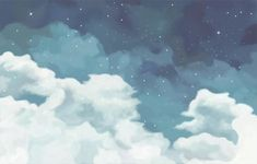 desktop wallpaper Fantastic starry sky wallpaper removable clouds wall mural for Cute Laptop Wallpaper, Wallpaper Notebook, Cloud Wallpaper, Macbook Wallpaper, Pastel Wallpaper, Computer Wallpaper, Wallpaper Backgrounds, Wallpaper For Desktop, Laptop Backgrounds