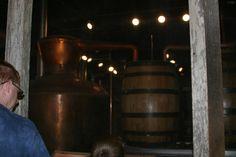 Making Corn whiskey Southern Mash MoonShine...