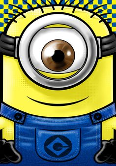 Minion by Thuddleston.deviantart.com on @deviantART
