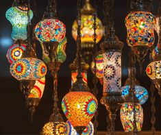 Get the Look: Moroccan Lamps and Lighting