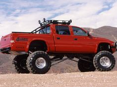 lifted dodge dakota truck | Off road parts, lift kits, wheels, tires, steering, winches - Off Road ...