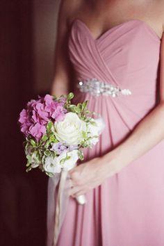 Parasols and Pretty Things ~ An Enzoani Wedding Dress for a Charming Italian Wedding